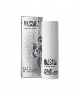 Massada Eye & Lip LIFTING HYALURONIC ACID. Contorno ojos y labios TRATAMIENTO REAFIRMANTE