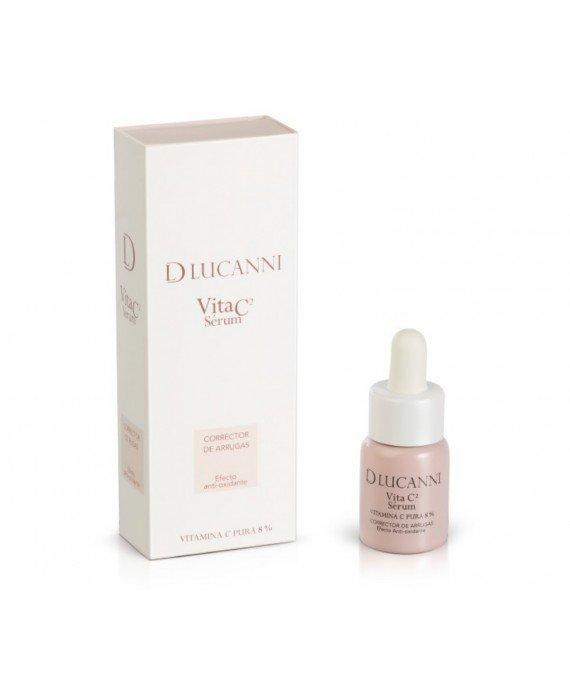 D´Lucanni Vita C2 Serum 8%. Antiarrugas TRATAMIENTO FACIAL ANTI-EDAD