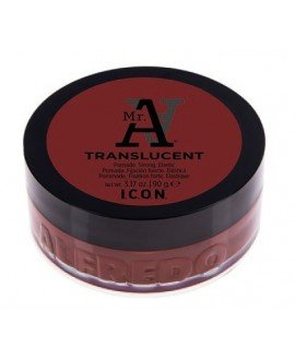 ICON MR.A TRANSLUCENT (POMADA) 90 gr. Fijadores de pelo y peinado