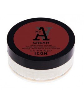 ICON Mr.A CREAM (POMADA) 90 gr. PEINADO Y FIJACION