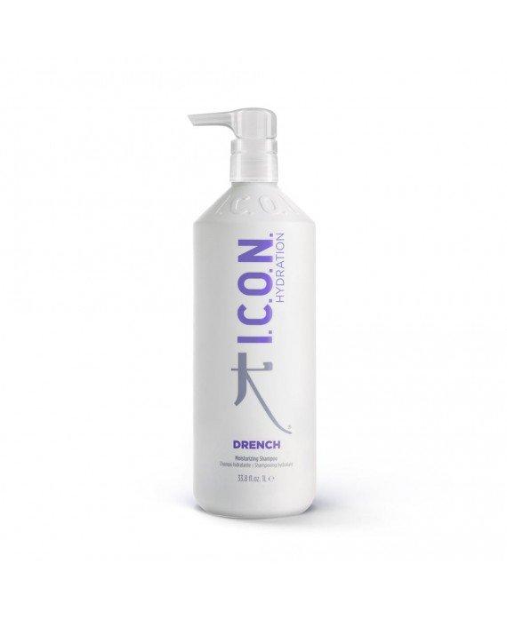 Icon Drench. Champú Hidratante 1L Champús de peluquería
