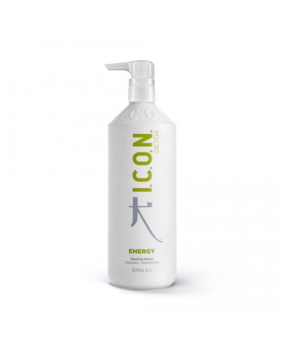 Icon Energy. Champú Detox. 1L Champús de peluquería