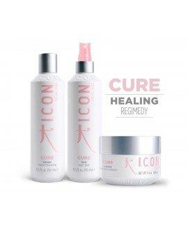 Pack Cure (Champú+Acondicionador+Spray) PACKS PELUQUERIA
