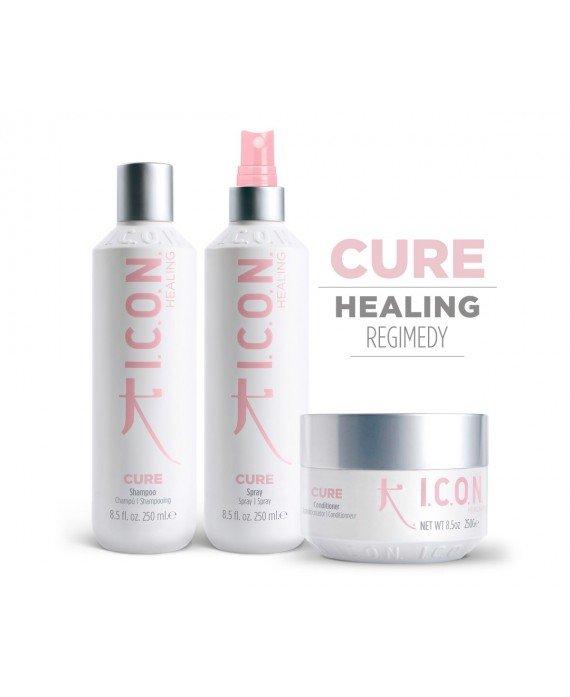 Pack Cure (Champú+Acondicionador+Spray) PACKS