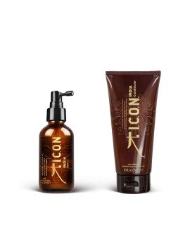 India Dry Oil + India Acondicionador PACKS PELUQUERIA