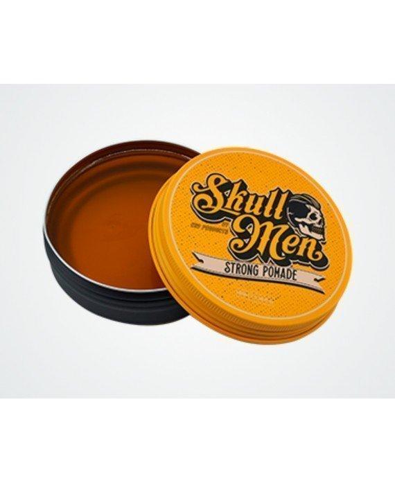 Skull Men Hair Pomada Strong. Fijación Fuerte (Amarilla) Ceras y pomadas para el pelo
