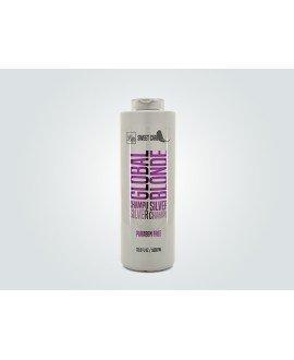 K89 Global Blonde Silver. Champú Hidratante Matizador