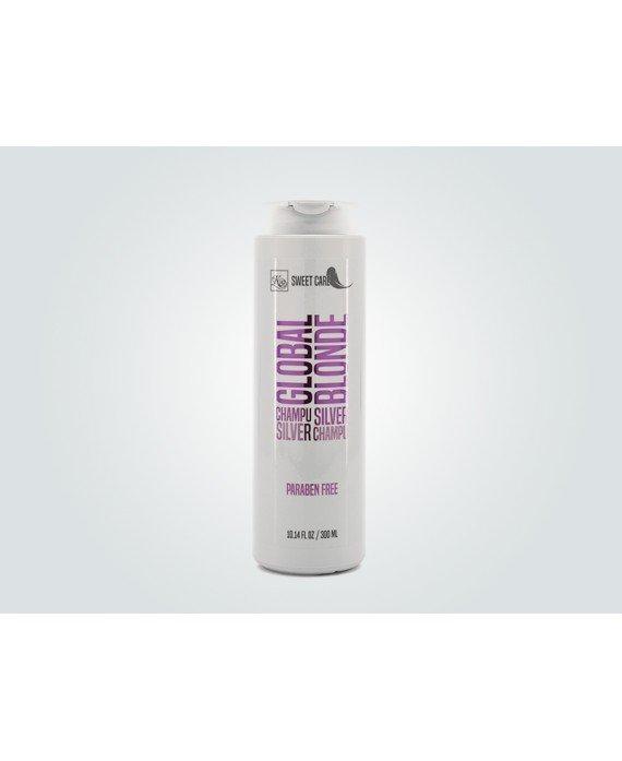 K89 Global Blonde Silver. Champú Hidratante Matizador Champús de peluquería
