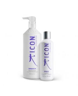 Pack Icon Regimedy Hidratación (Drench 1L+Free)