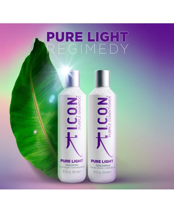Icon Pure Light. Champú y Acondicionador Productos para el lavado y cuidado del cabello