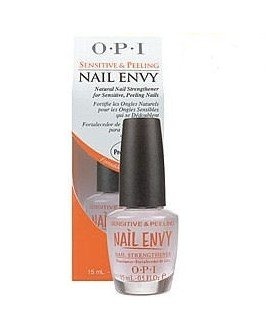 OPI NAIL ENVY (FOR SENSITIVE & PEELING) MANICURA Y PEDICURA