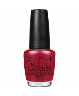 OPI NAIL LACQUER GOT THE BLUES FOR RED MANICURA Y PEDICURA