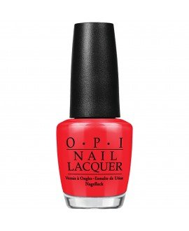 OPI NAIL LACQUER SO HOT IT BERNS 15 ML MANICURA Y PEDICURA