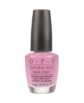 OPI NATURAL BASE COAT 15 ML MANICURA Y PEDICURA