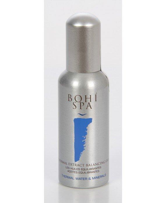Bohi Spa Aceite Equilibrante. Thermal Extract Balancing Oils COMPLEMENTOS PARA TRATAMIENTOS