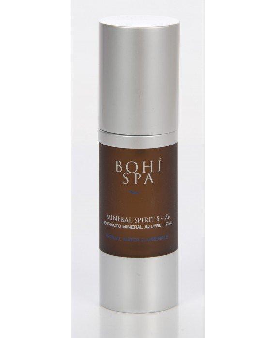Bohi Spa Azufre y Zing Extracto Mineral TRATAMIENTO ACNE