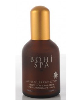 Bohi Spa Proteccion Solar Cobre Copper Solar SPF30 PROTECTORES SOLARES