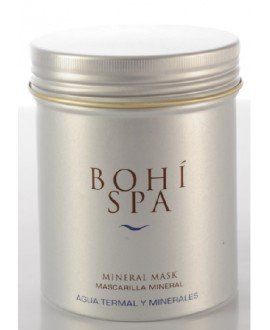 Bohi Spa Mascarilla Mineral Mask MASCARILLA FACIAL