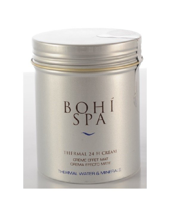 Bohi Spa Crema Efecto Mate Thermal 24 horas HIDRATANTES FACIALES