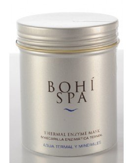 Bohi Spa Mascarilla Enzymatica Thermal Enzymatic Mask MASCARILLA FACIAL