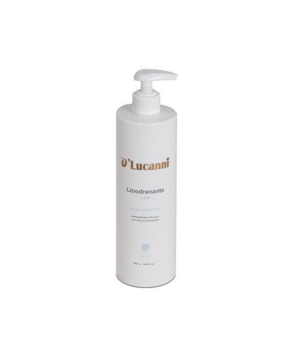 D´Lucanni Aceite Lipodrenante (celulitis). 500 ml TRATAMIENTO ANTICELULITICO