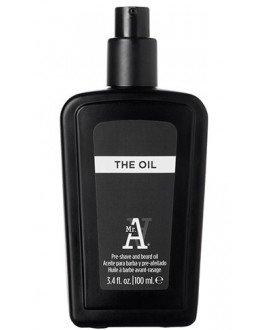 Aceite Icon Mr.A The Oil PRODUCTOS INDIA ENVASES PEQUEÑOS