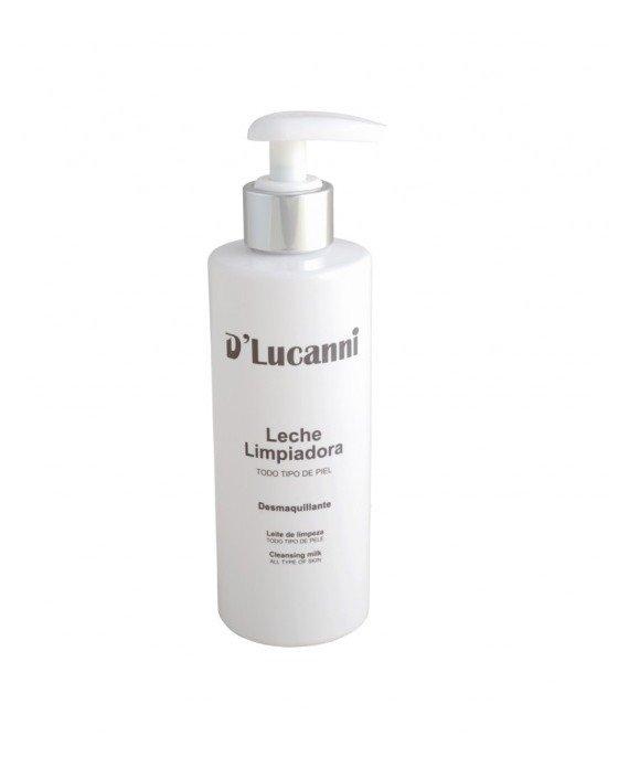 D´Lucanni Desmaquillante Leche Limpiadora. 250 ml LIMPIADOR FACIAL