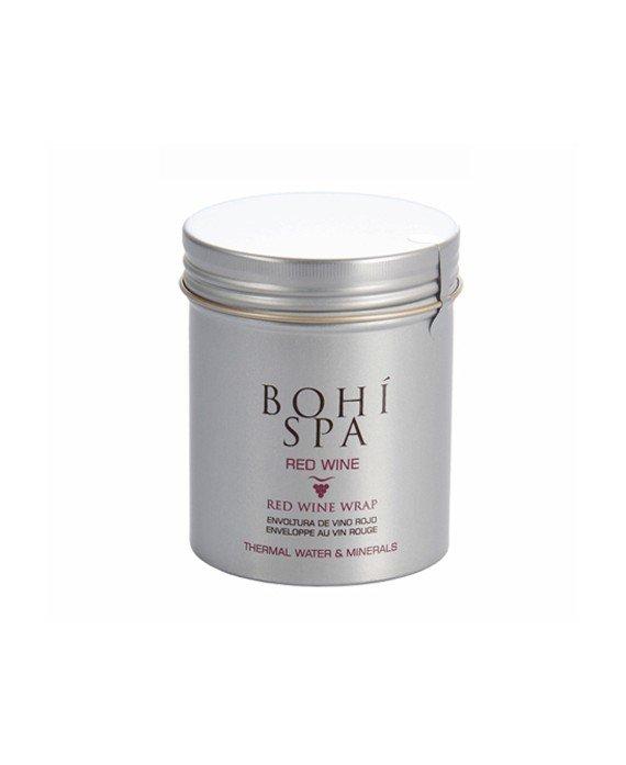 Bohi Spa Envoltura de vino Red Wine Wrap 200 Gr. MASCARILLA FACIAL