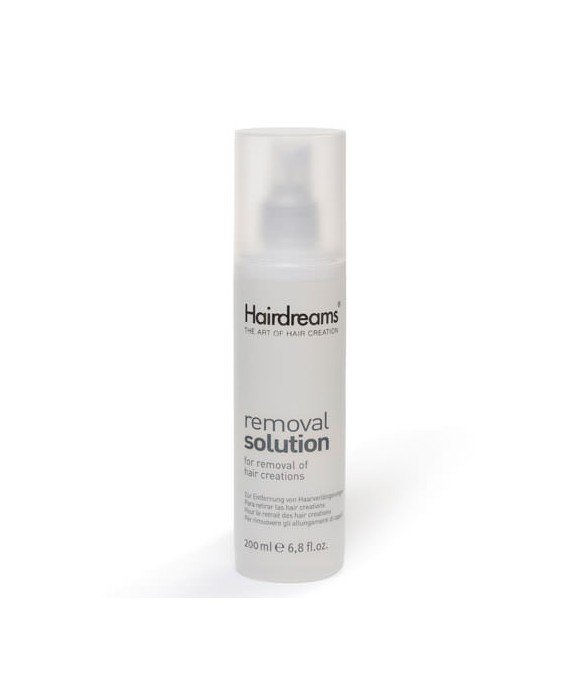 Hairdreams Removal Solution. 200 ml SPRAYS