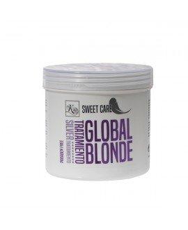k89 Mascarilla Tratamiento Global Blonde. 500 ml