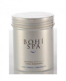 Bohi Spa Renovadora Mineral Plus A+E 50 ml TRATAMIENTO REGENERADOR