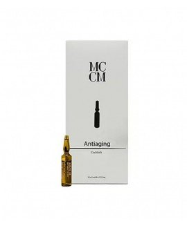 Medical Cosmetics. Ampollas Antiaging 10 x 5 ml TRATAMIENTO REAFIRMANTE