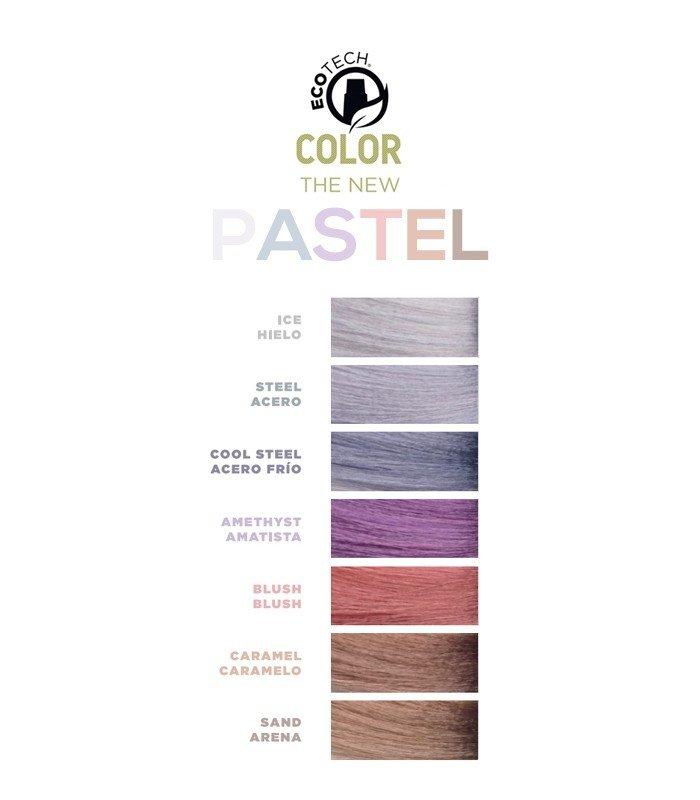 Ecotech Pastel Cool Steel (Acero Frio)